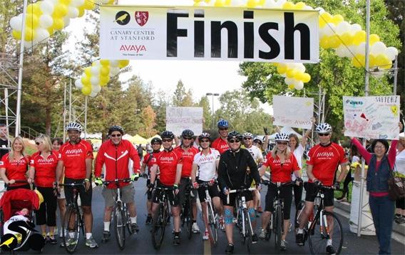 Canary Challenge Team Avaya